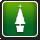 Vánoční stromky vkvětináči - Ikona