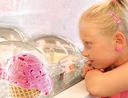 Čerstvá lahodná zmrzlina - Obrázek